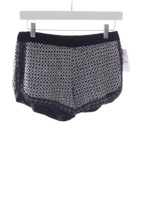 Zara Shorts mehrfarbig Paillettenverzierung