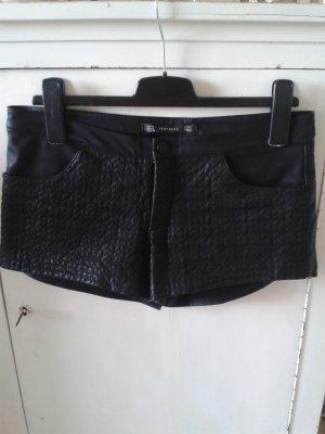 ZARA Shorts mit Steppmuster