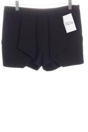 Zara Shorts schwarz klassischer Stil