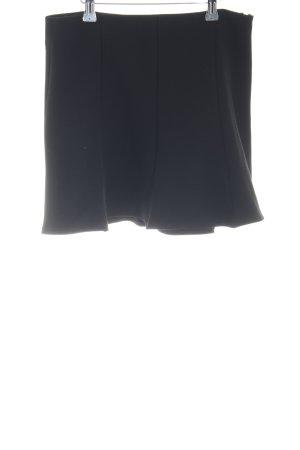 Zara Skaterrock schwarz schlichter Stil