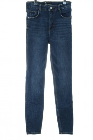 Zara Jeans skinny blu stile casual