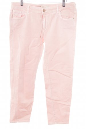 Zara Skinny Jeans apricot Casual-Look