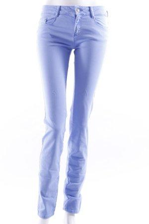 Zara Skinny Jeans blau