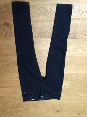Zara Skinny Jeans dunkelblau