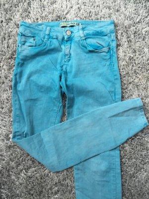 Zara skinny jeans, hellblau