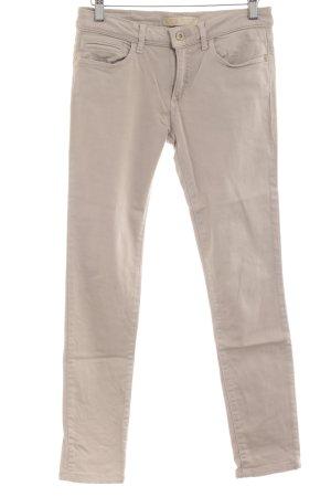 Zara Skinny Jeans hellgrau schlichter Stil