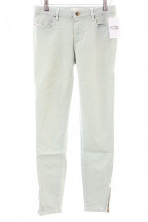 Zara Skinny Jeans mint Casual-Look