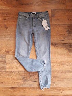 Zara Jeans stretch multicolore