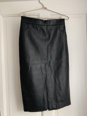 site réputé f1471 0ea27 Zara Woman Jupe taille haute noir