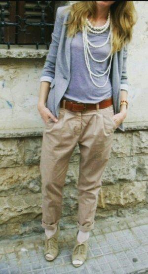 Zara Slim cut Skinny Chino Hose gr xs
