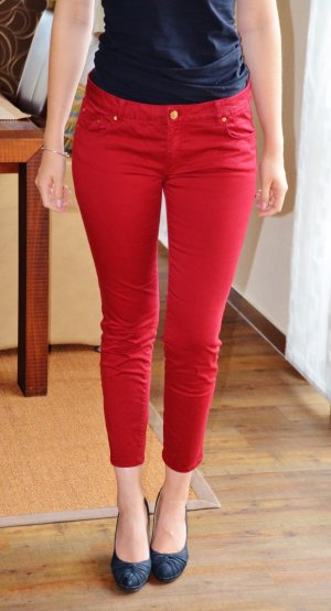 Zara Slim Fit Capri Jeans