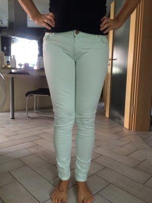 Zara slim fit Jeans mint