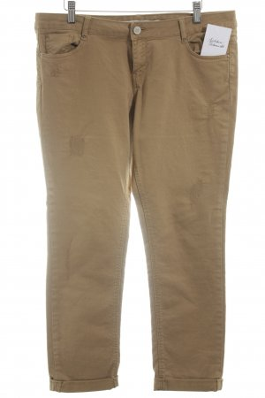 Zara Vaquero slim color bronce look casual