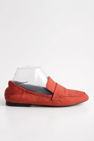 Zara Slippers red casual look
