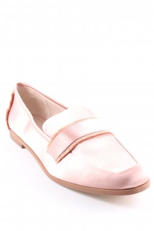 Zara Slipper roségoldfarben Business-Look