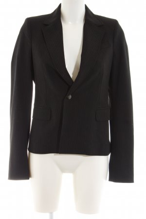 Zara Smoking-Blazer schwarz Business-Look