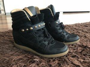 Zara Sneakers mit Keil - Gr 38