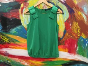Zara sommer Bluse, blusentop, Top XS 34