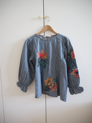 ZARA Sommer Bluse in Größe S
