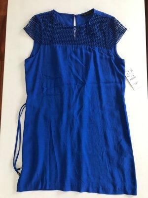 ZARA Sommer lockeres luftiges Etui Kleid XL 40/42