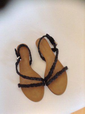 Zara Sommer Sandalen Größe 39 Leder