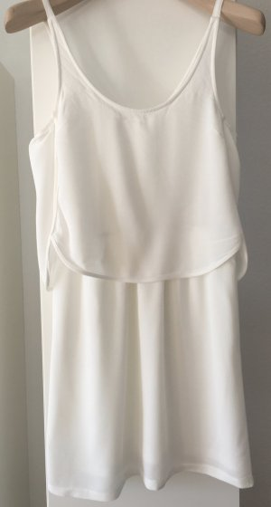 Zara Dress natural white