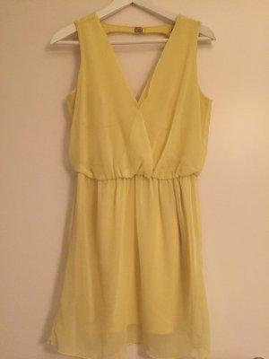 Zara Sommerkleid • Gelb • Gr. S • nie getragen