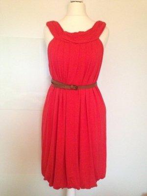 Zara Sommerkleid in traumhafter Farbe
