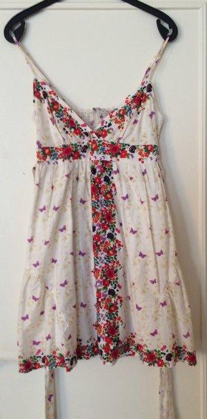 Zara Sommerkleid mit Blumen