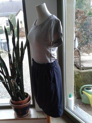 Zara Sommerkleid mit Jerseyoberteil und angesetztem Rock