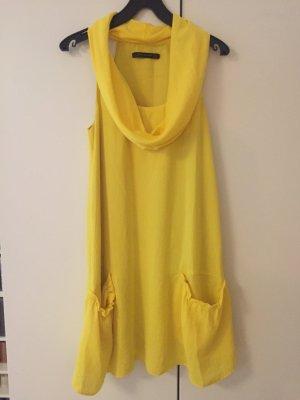 Zara Sommerkleid s gelb