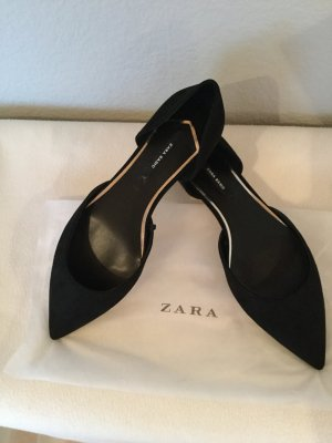 ZARA - Spitze Ballerinas