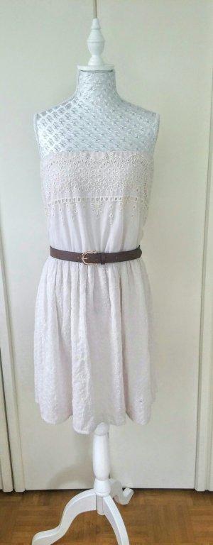 Zara Off-The-Shoulder Dress multicolored