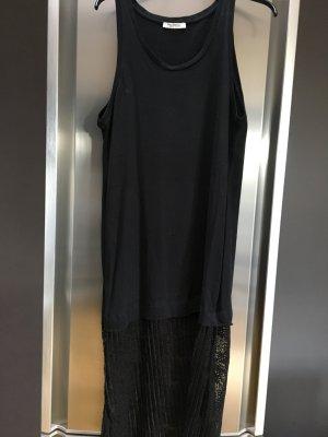 Zara Spitzenkleid schwarz