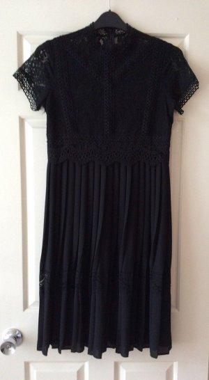 Zara Spitzenkleid schwarz Gr. M Neu mit Etikett