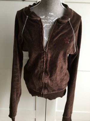 Zara Vrijetijdspak zwart bruin-roze