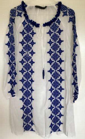 Zara SS17 Tunika / Dress with embroidery / bestickt