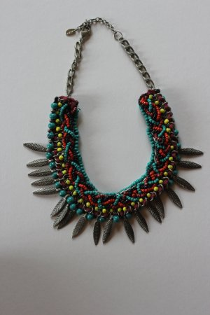 Zara Statement Kette, Boho, blogger