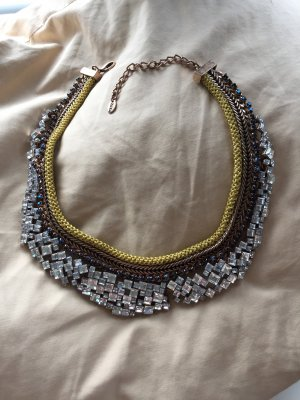 Zara Statement Kette Necklace Blogger