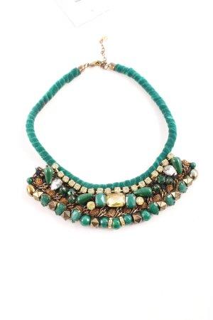 Zara Statementkette mehrfarbig Elegant