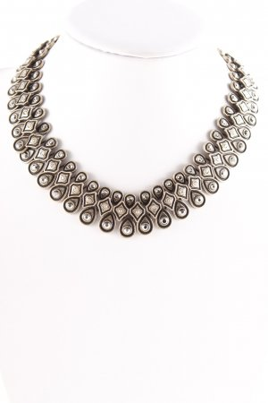 Zara Statement Necklace black-gold-colored casual look