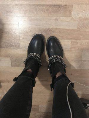 Zara Chelsea Boot noir
