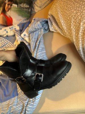 Zara stiefel