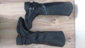 Zara Stiefel in schwarz