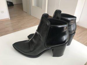 Zara Stiefelette schwarz
