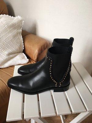 Zara Stiefeletten/ Chelsea Boots aktuelle Kollektion