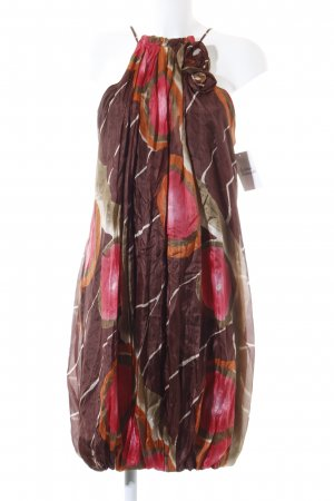 Zara Robe de plage motif abstrait Look de plage