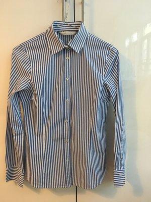 ZARA Streifenshirt / Hemd mit Stretch, Gr. 34/36