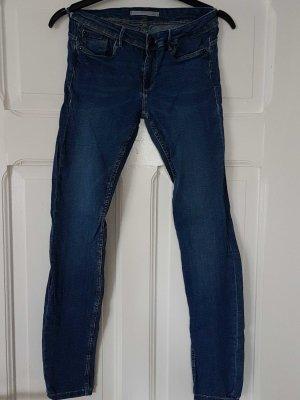 Zara Stretch jeans 38 blau
