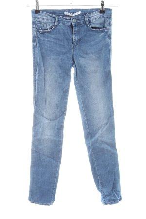 Zara Jeans stretch bleu style décontracté